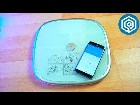 Koogeek S1 | La báscula inteligente conectada a tu smartphone