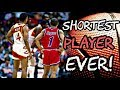 SHORTEST PLAYER EVER! The Muggsy Bogues Story