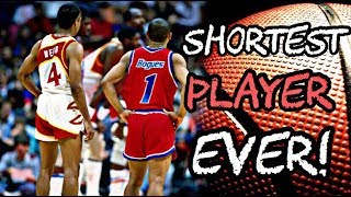 Download SHORTEST PLAYER EVER! The Muggsy Bogues Story Mp3 and Videos