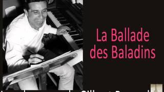 Gilbert Becaud -La Ballade Des Baladins