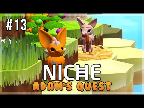 Biggest Ears of the Beach! | Niche Let's Play • Adam's Quest - Episode 13