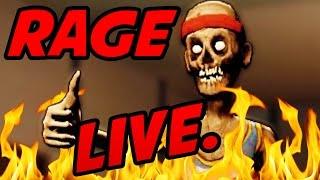 LOKEY RAGE LIVE