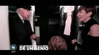 Viaje FANTÁSTICO con un GENIO ARGENTINO: Cristina Pérez con Julio LE PARC
