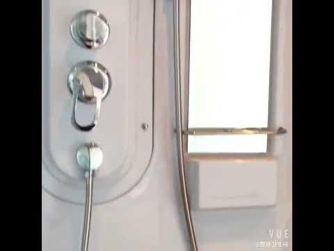 Prefab Bathroom Cabin All In One Shower Unit - YouTube