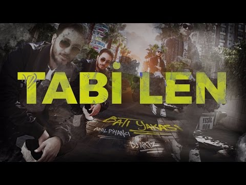 Anıl Piyancı & DJ Artz - Tabi Len Ft Sansar Salvo,Red,Şehinşah (Official Audio)