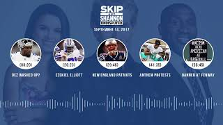 UNDISPUTED Audio Podcast (9.14.17) with Skip Bayless, Shannon Sharpe, Joy Taylor | UNDISPUTED