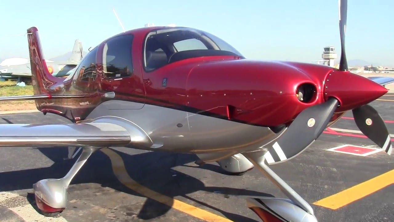 Aircraft - Cirrus SR22 slow flight handling