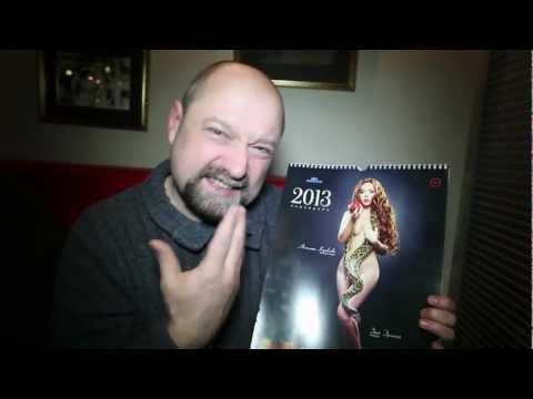 Человек-Календарь о календаре на 2013 год!