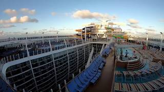 Symphony of the Seas Cruise Ship Tour and Review: Deck by Deck