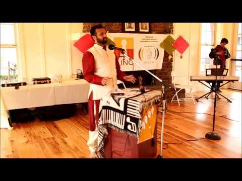 Introduction to Shri Surya Namaskara - Lecture at Fremont