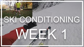 Ski Strength Conditioning & Injury Prevention - Week 1