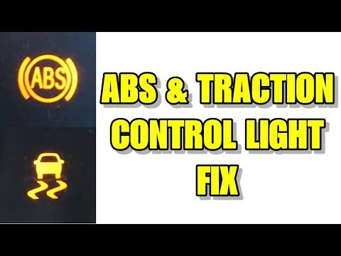 ABS And Traction Control Light Stay On - 2012 Ram Fix