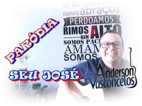 "DONA MARIA   ""RESPOSTA""   SEU JOSÉ - Thiago Brava Ft. Jorge (Anderson Vasconcelos) PARÓDIA #01"