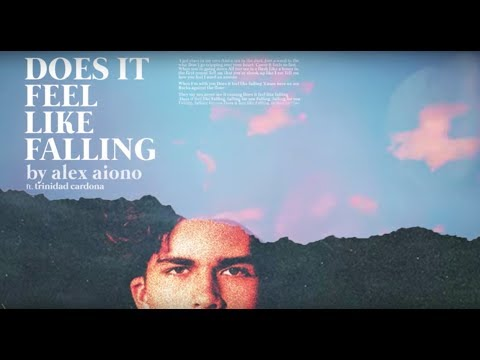 Does It Feel Like Falling (feat. Trinidad Cardona) - Alex Aiono (Lyric Video)