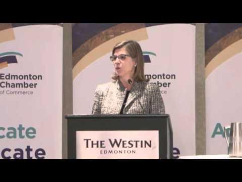 2016-03-30 Speech / discours - Lynn Patterson
