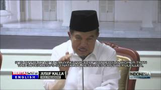 Indonesia May Import Rice if High Domestic Prices Continue to Pinch Bulog: Kalla