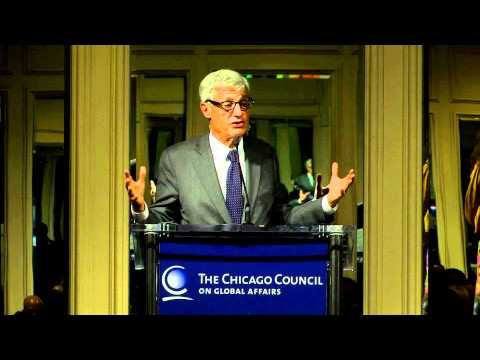 Robert Rubin at The Chicago Council on Global Affairs