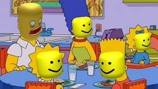 The Simpsons intro but with the Roblox death sound