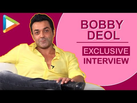 BEST  of Bobby Deol on Race 3, Salman Khan and fitness madness