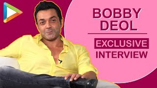BEST interview of Bobby Deol on Race 3, Salman Khan and fitness madness