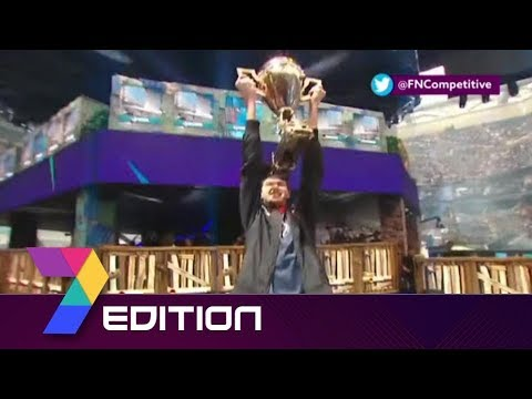 My Game On  16-Yr-Old 'Bugha' Becomes Solo Fortnite Champ, Winning USD3 Mln