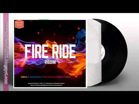 LAUNCH THE FIRE (WORD OUT) - THE REDEEMED (Fire Ride Riddim) AUDIO
