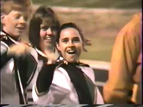 Homecoming Game 1996 Millard West High School