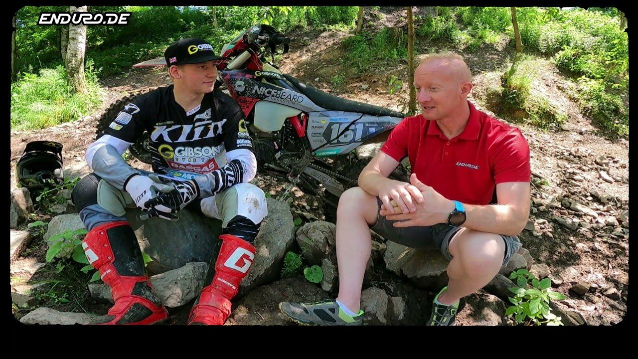 Leon Hentschel – im Interview & Racebike Check‼
