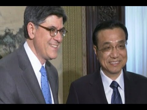 Lew Presses China on Stealing Commercial Secrets