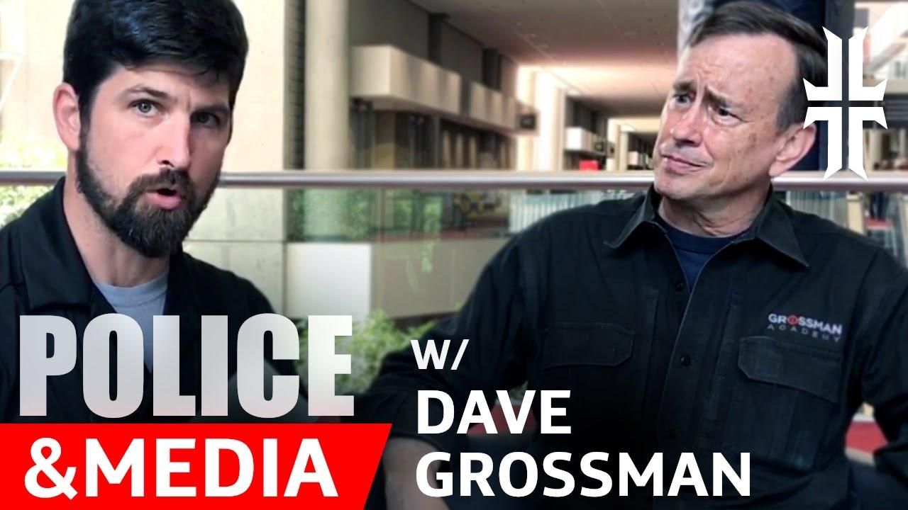 Pt.3 - Dave Grossman: Police & Media Propaganda