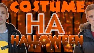 #ПРАНК Костюм на Хэллоуин секс  / Prank costume-penis on Halloween sex