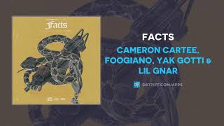 Cameron Cartee, Foogiano, Yak Gotti & Lil Gnar - Facts (AUDIO)