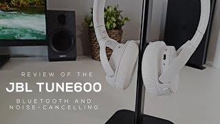 JBL TUNE600 Wireless Headphones under $100! - Review