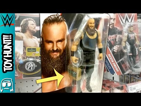 WWE Toy Hunt - EXCLUSIVES and CHASE TOYS FOUND! Fun Times at Target and Walmart!!