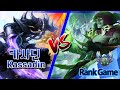 카사딘Kassadin VS Vladimir블라디 ( Korea Rank Game ) [메도우이헌터] LOL