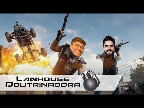 O PAVA ME DEU UMA AULA DE PUBG - LANHOUSE DOUTRINADORA #75