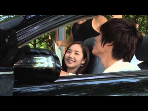 City Hunter Special Making ~ Min Min in car