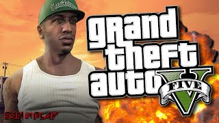Nova dlc com o cj no gta v?