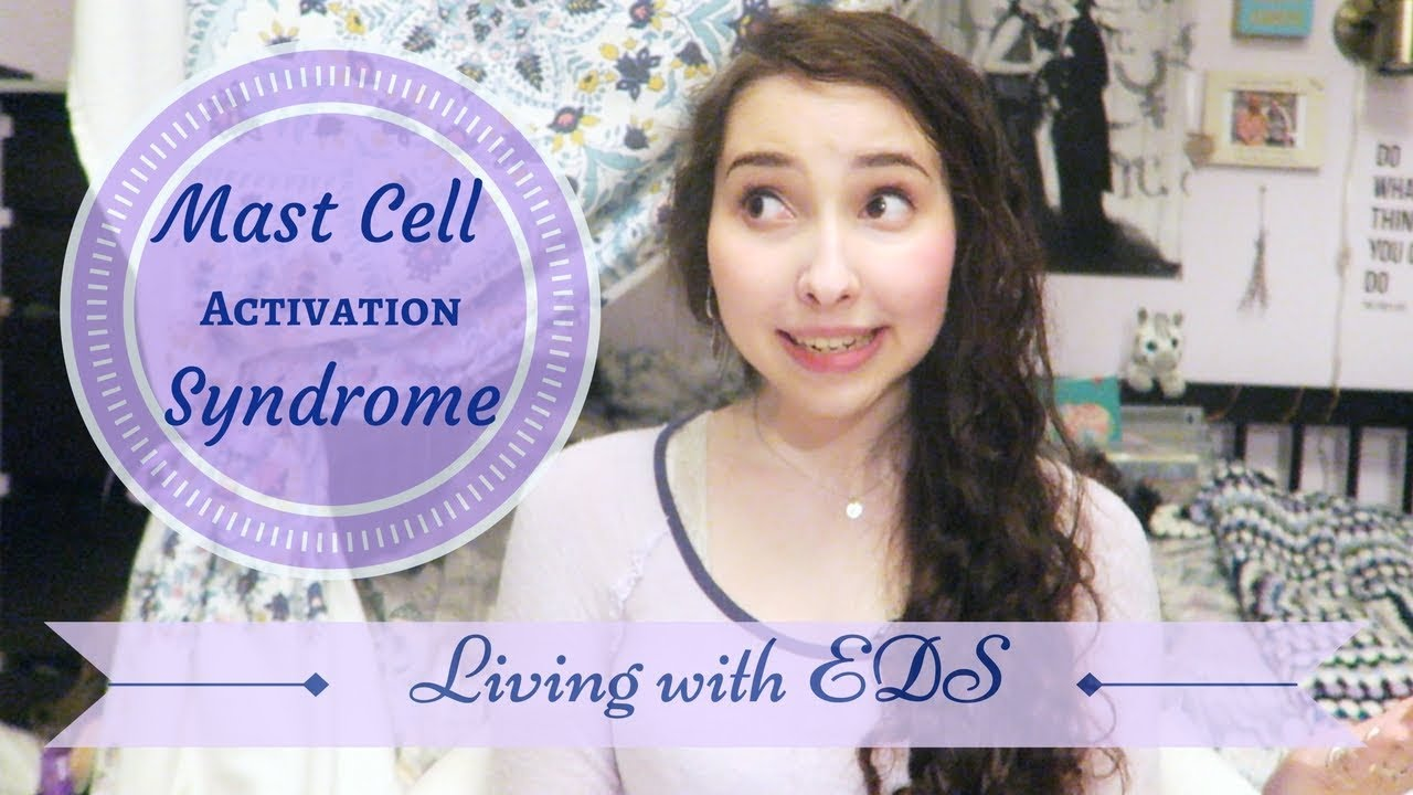 Living with EDS: Mast Cell Activation Syndrome | Vogmask Giveaway