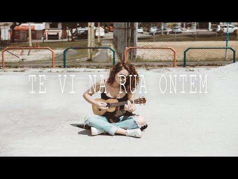 Konai - Te Vi Na Rua Ontem (cover) By Carol Biazin