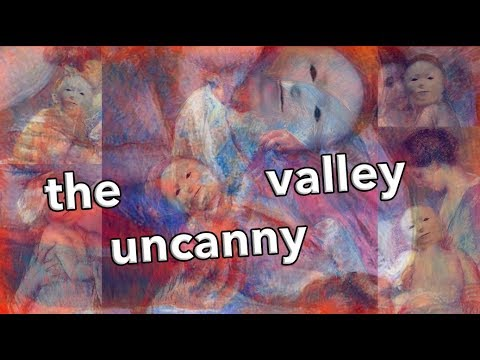 HORROR THEORY: the uncanny valley