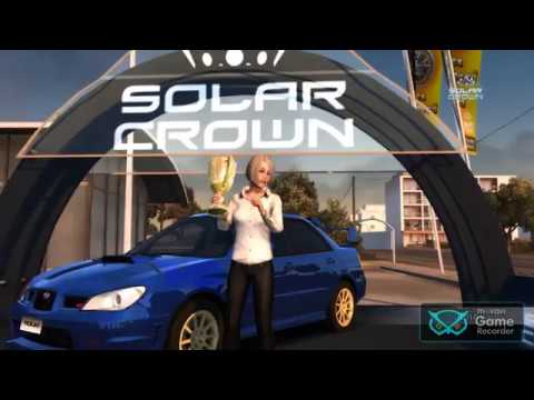 #6 Test Drive Unlimited 2 A6 tournament part two final manual gearbox and wheel logitech momo racing