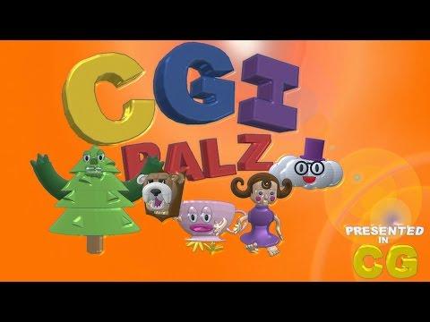 CGI Palz: Ry Raw   Two More Eggs   Disney XD