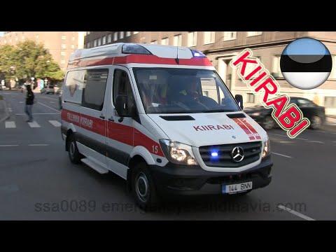 Ambulance Kiirabi 15 Tallinn [EE | 10.2015]