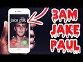 JAKE PAUL CALLED ME AT 3AM!!! (CALLING JAKE PAUL!!!)