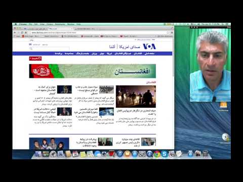 Arabic and Farsi text to VOICE for your computer