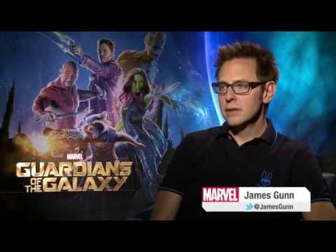 "Marvel's ""Guardians of the Galaxy"" - James Gunn Interview Mp3"