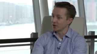 Lars Hanf auf der Online Marketing Rockstars Conference