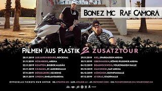 RAF Camora & Bonez MC - Ruhe nach dem Sturm 》live 28.11.2019 Lingen