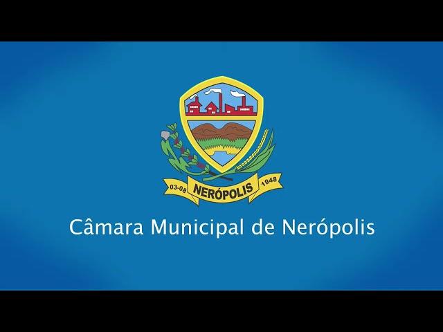 Sessão da Câmara Municipal de Nerópolis 29/09/2021